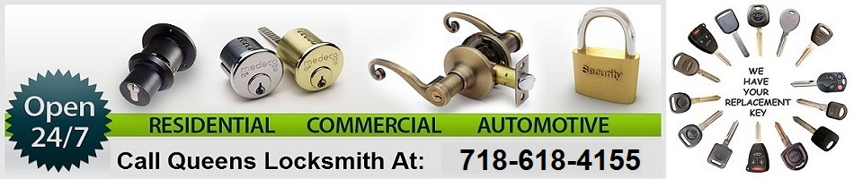 Sunnyside Locksmith 24 hour Emergency lost car key Locksmith service company 11104