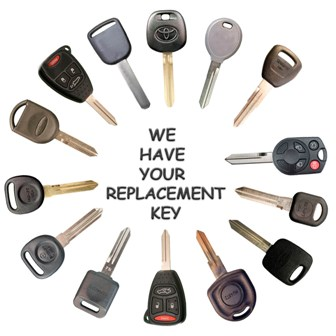 Sunnyside / Astoria auto key replacement 24 hour